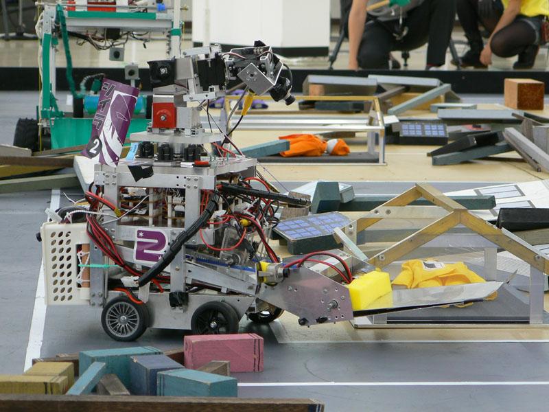 サンリツオートメーション杯「第9回レスキューロボットコンテスト」レポート【後編】(1/40)